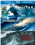 Twister/Poseidon/The Perfect Storm (Blu-ray Disc)