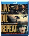 Live Die Repeat (aka Edge of Tomorrow) (Blu-ray/DVD)