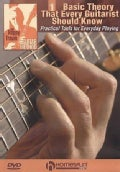 The Happy Traum Guitar Method: Basic Theory That Every Guitarist Should Know Vol 1 (DVD)