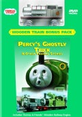 Thomas &amp; Friends: Percy&#39;s Ghostly Trick (With Train) (DVD)