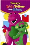 Barney: Red, Yellow And Blue! (DVD)
