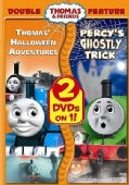 Thomas &amp; Friends: Thomas&#39; Halloween Adventures/Percy&#39;s Ghostly Trick (DVD)