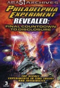Philadelphia Experiment Revealed: Final Countdown to Disclosure (DVD)