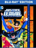 Justice League Unlimited: The Complete Series (Blu-ray Disc)