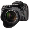 Pentax K-5 II Digital SLR 16.3MP Black Camera Body Only