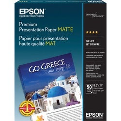 Epson Photographic Paper (Pack of 50)