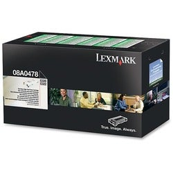 Lexmark High-yield Black Print Cartridge for Lexmark Printers