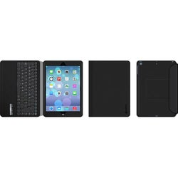 Griffin Keyboard Folio Case for iPad Air - Black