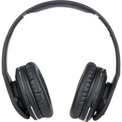 Manhattan Fathom Over Ear Wireless Headset Black