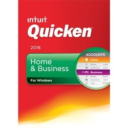 Intuit Quicken 2016 Home & Business