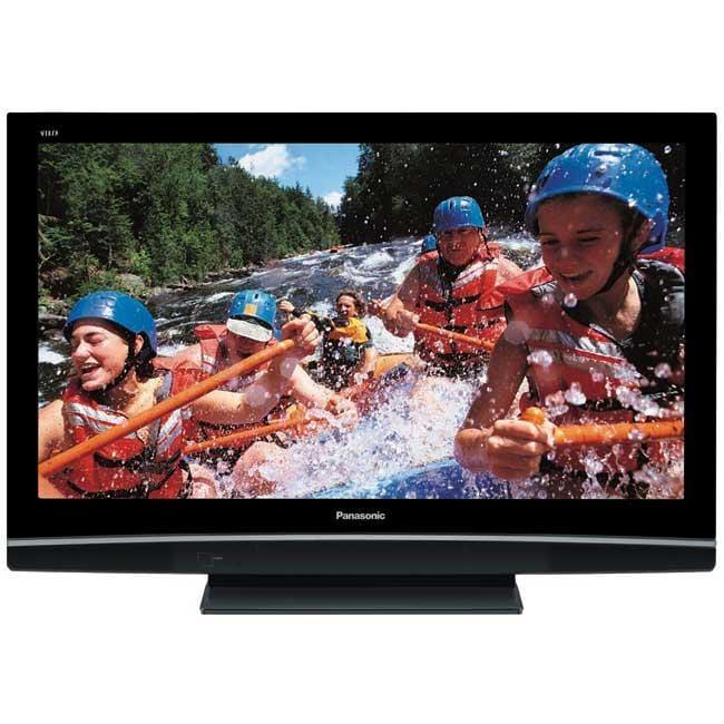 Panasonic PAN-TH42PX80 VIERA 42-inch 720p Plasma TV