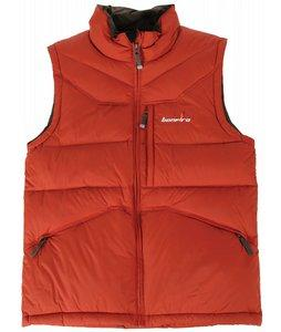 Bonfire Fusion Copper Down Vest