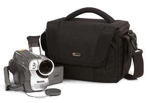 Сумочка для фотокамеры Lowepro Edit 160 Black - увеличить изображение.