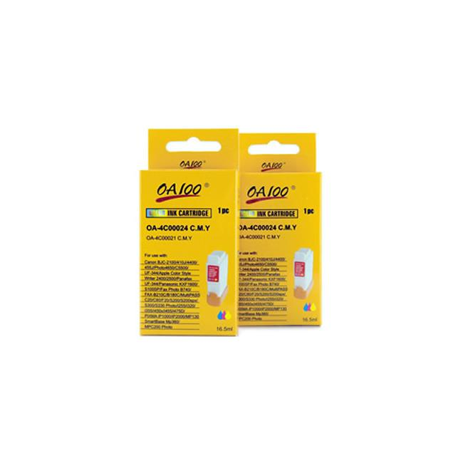 Canon BCI-21C Color Ink Cartridge (Pack of 2)