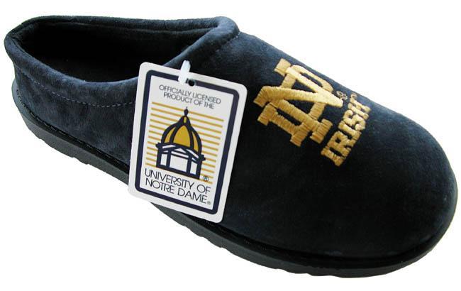 Notre Dame Fighting Irish Men's Slippers