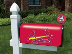 St. Louis Cardinals Official Mailbox Cover and Flag