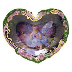 Bradford Exchange Budding Innocence Collectible Plate