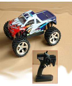 Remote Control Off-road Electric Monster Truck