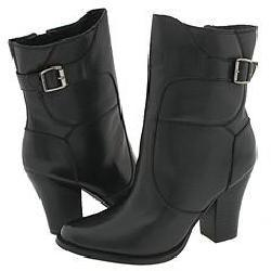 Harley Davidson Carmen Boot Black