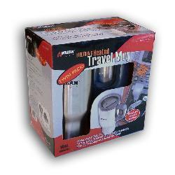 Heated Travel Mug (Set of 2)