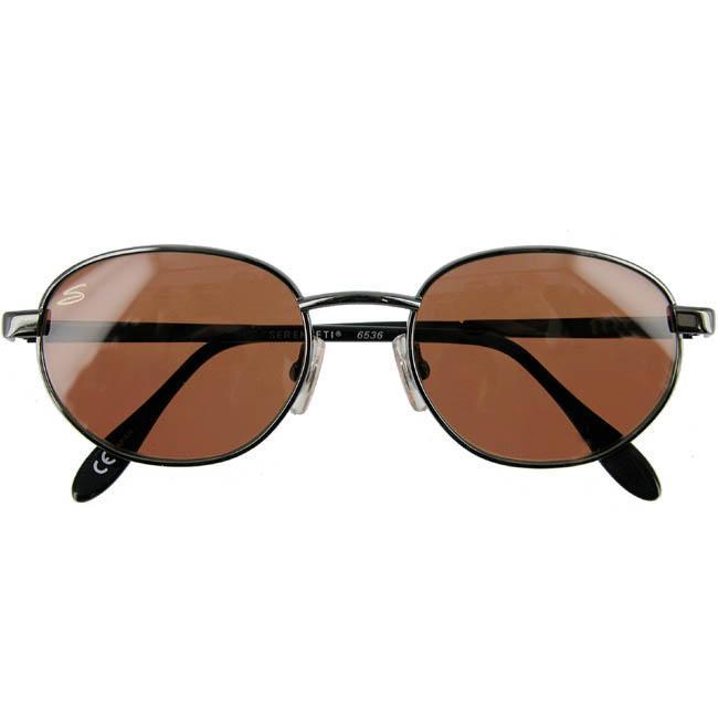 Serengeti 6536 Rutgers Gunmetal Women's Sunglasses