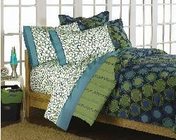 Halo Twin-size Bedding Set