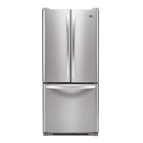 LG 20-cubic-foot French Door Side-by-side Refrigerator