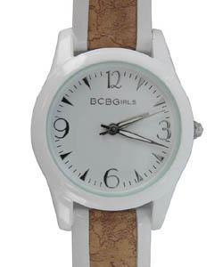 BCBG Girls Women's Natural Elements Watch
