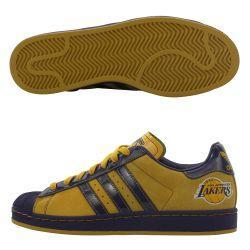 adidas lakers shoes