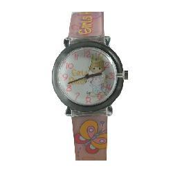 Precious Moments Girl's Watch Set Gift Tin