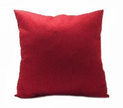 Jolie Red 24-inch Floor Pillow
