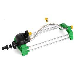 Adjustable Oscillating Sprinkler, Lawn Sprinkler, Yard Watering Sprinklers