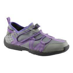Women's Cudas Tsunami 2 Water Shoe Grey Mesh