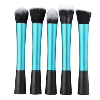 Zodaca 5-piece Professional Beauty Make up Brushes Tool Set