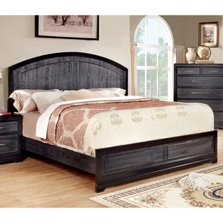 Furniture of America Stonehall I Contemporary Grey Storage Bed