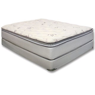 Furniture of America Englander 12-inch California King-size Pillow Top Mattress