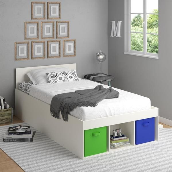 Altra Lucerne Kids Storage Bed