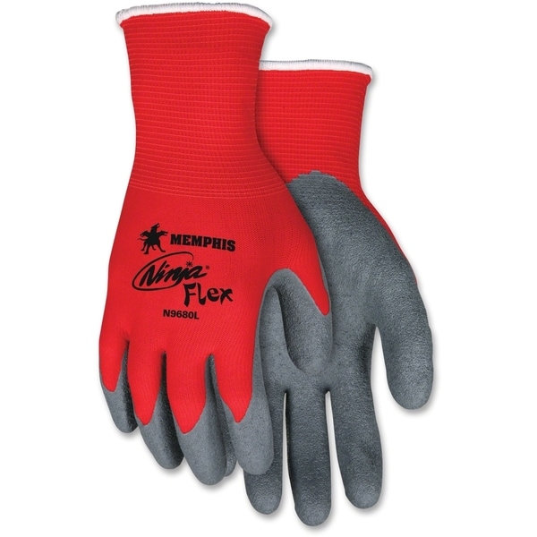 MCR Safety Ninja Flex Nylon Safety Large Size Gloves