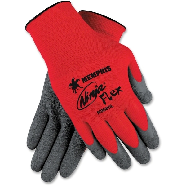 MCR Safety Ninja Flex Safety Large Size Gloves