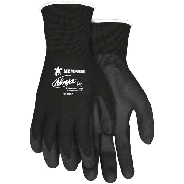 MCR Safety Ninja HPT Nylon Safety Small Size Gloves