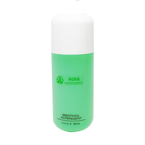 AGRA 6-ounce Menthol Astringent Toner