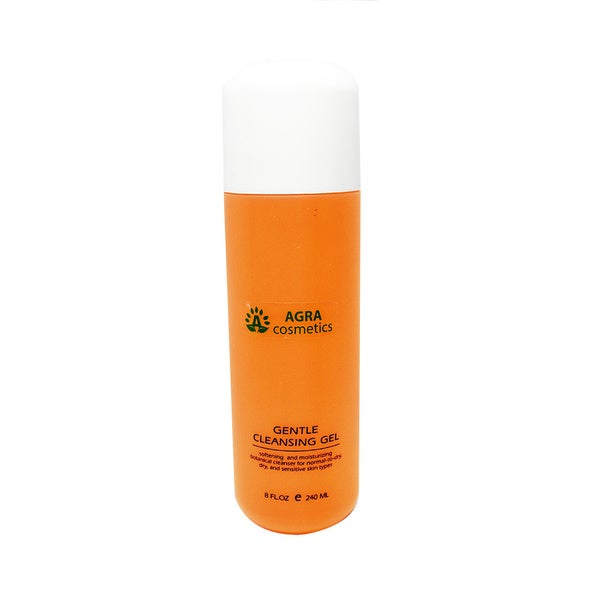 AGRA 8-ounce Gentle Cleansing Gel
