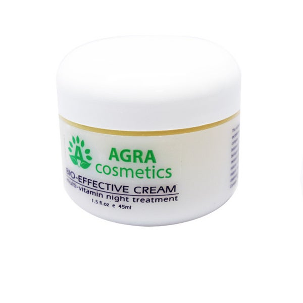 AGRA Bio-effective 1.5-ounce Night Cream