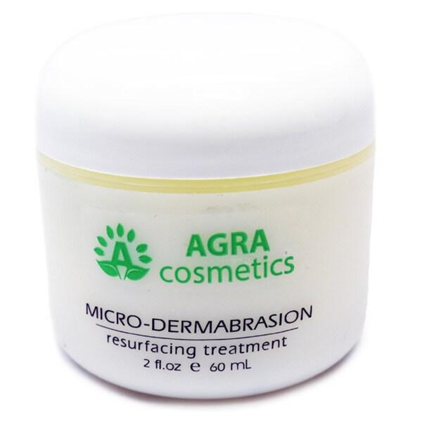 AGRA 2-ounce Micro Dermabrasion Cream