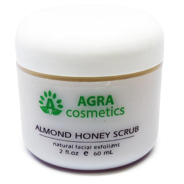 AGRA 2-ounce Almond Honey Scrub