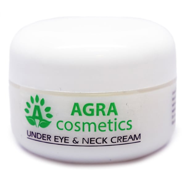 AGRA .5-ounce Under Eye and Neck Cream