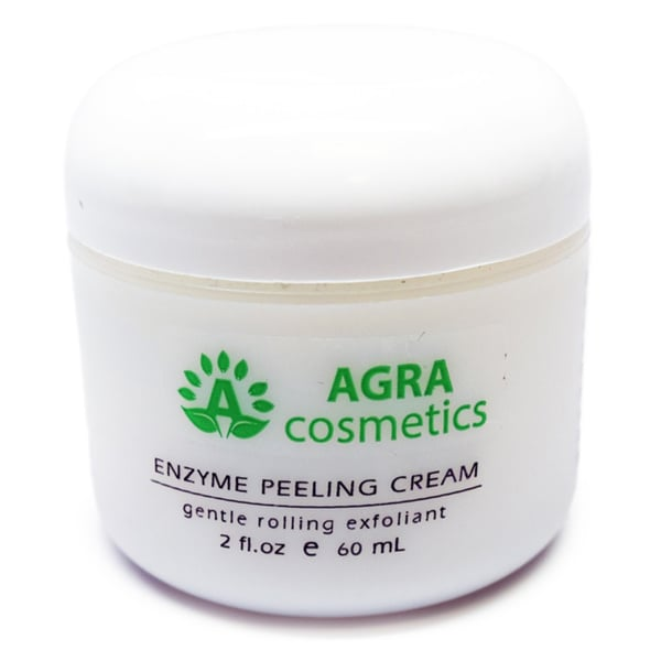 AGRA 2-ounce Enzyme Peeling Cream