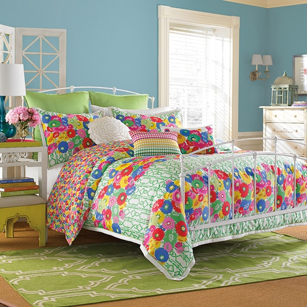 Collier Campbell English Bloom 3-piece Comforter Set