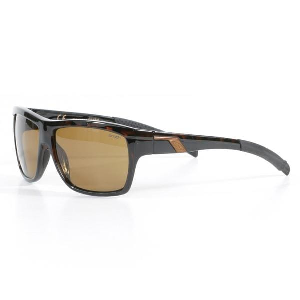 Smith Men's Tortoise Mastermind Sunglasses with Brown Lenses