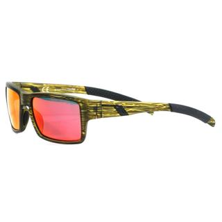 Smith Men's Seaweed Outlier Sunglasses with Red Sol-X Lenses